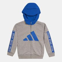 adidas Kids' Athletics French Terry Hoodie (Younger Kids)