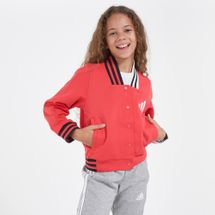 adidas Originals Kids' Baseball Jacket