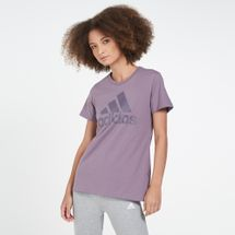 adidas Women's Must Haves Badge of Sport T-Shirt