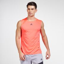 adidas Men's HEAT.RDY Running Tank Top