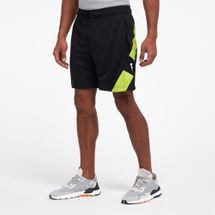 adidas Men's Football-Inspired Tricot Shorts