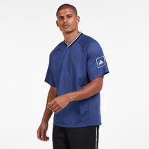 adidas Men's Jacquard Jersey T-Shirt