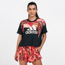 adidas Women's X FARM T-Shirt