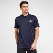 adidas Men's Designed 2 Move 3-Stripes Polo T-Shirt
