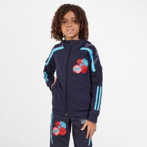 adidas Kids' X Marvel Spider-Man Hoodie (Younger Kids)
