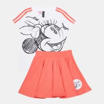 adidas Kids' Minnie Mouse Summer Set (Younger Kids)