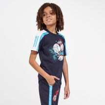 adidas Kids' X Marvel Spider-Man T-Shirt (Younger Kids)
