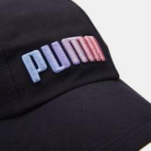 PUMA x SG Women's Sports Cap - Black, 1723958