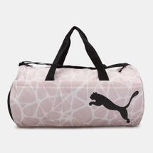 PUMA Women's AT Essential Barrel Duffel Bag