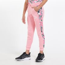 PUMA Kids' Classics Fruit Sweatpants