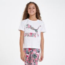 PUMA Kids' Classic T-Shirt
