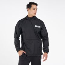 PUMA Men's Collective Half-Zip Jacket