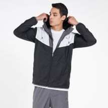 PUMA Men's Reactive Woven Jacket