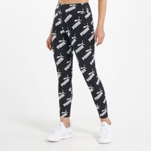 PUMA Women's Amplified Allover Print Leggings