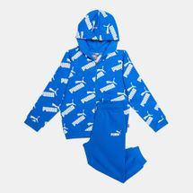 PUMA Kids' Minicats Amplified Tracksuit (Baby and Toddler)