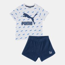 PUMA Kids' Minicats Prime Set (Baby and Toddler)