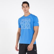PUMA Men's Modern Sports Logo T-Shirt