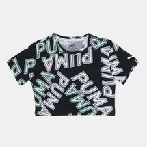 PUMA Kids' Modern Sports T-Shirt (Older Kids)