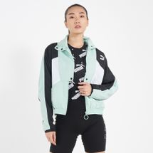 PUMA Women's TFS Woven Track Jacket