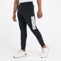 PUMA Men's Rebel Bold Logo Sweatpants