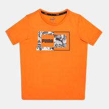 PUMA Kids' Alpha Graphic T-Shirt (Older Kids)
