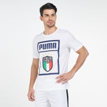 PUMA Men's Italy DNA T-Shirt