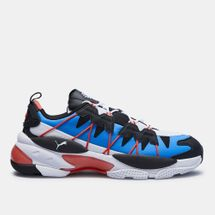 PUMA Men's LQDCELL Omega Striped Kit Shoe