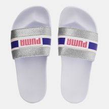PUMA Women's Leadcat FTR 90s Pop Slides