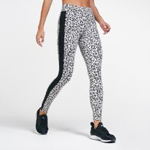 PUMA Women's Classics Allover Print MR Leggings