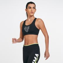 PUMA Women's 4Keeps Sports Bra