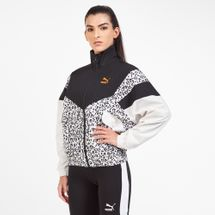 PUMA Women's Tailored for Sport Track Jacket