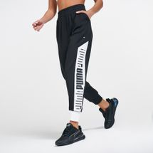 PUMA Women's Stretch Knit Training Track Pants