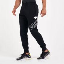 PUMA Men's Big Logo Sweatpants
