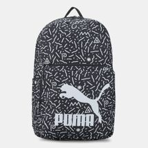 PUMA Originals Doodle Backpack