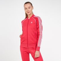 adidas Originals Women's Primeblue Superstar Track Jacket
