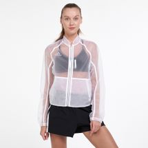 adidas Women's Transparent VCRT Jacket