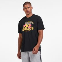 adidas Men's Athletics Graphic T-Shirt