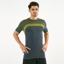 Asics Men's Seamless Texture T-Shirt