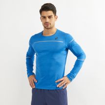 Asics Men's Lite-Show Long Sleeve Top