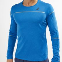 Asics Men's Lite-Show Long Sleeve Top, 1486101