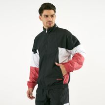 Asics Men's Color Block Track Jacket