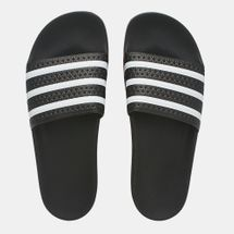 adidas Originals Adilette Slide Sandal Black