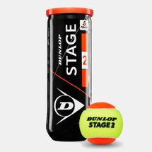 Dunlop Stage 2 Pet Tennis Ball (3 Pack)