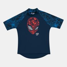 Speedo Kids' Marvel Spider-man Sun Top (Younger Kids)