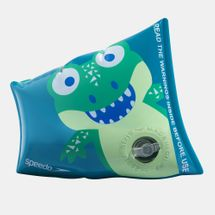 Speedo Kids' Croc Printed Armbands (Baby and Toddler)