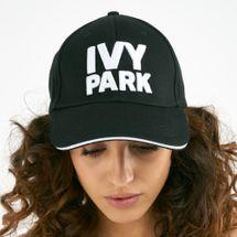 قبعة البيسبول لوجو من IVY PARK للنساء
