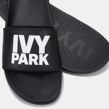 IVY PARK Printed Logo Pool Slides, 1700649