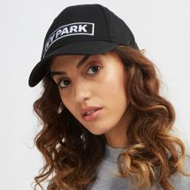 IVY PARK Lace Up Back Baseball Cap