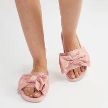 Slydes Peep Sandals