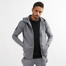 Gym King Men's Poly Plus Tracksuit Hoodie